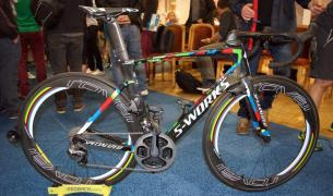 2016 SPECIALIZED S-WORKS VENGE VIAS DI2