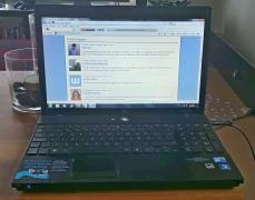 Awesome gaming laptop HP ProBook 4510s (like new)