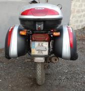 Багажники купить на мотоцикл. Боковые рамки для мотоциклов