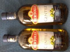 Bertolli olive oil from Italy