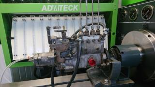 Diesel service. Fuel equipment repair