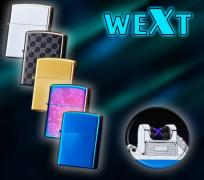 Electric pulse lighter WEXT (9 colors)