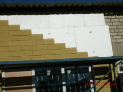 Термопанели сборные Донрок, утепление и облицовка фасада