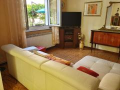 The seaside resort of portorož. Slovenia. Apartment by the sea