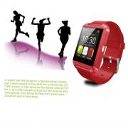 Uwatch U8 smart watch Bluetooth smart on iOS or Android