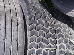 Всесезонные шины БУ шины для грузовых авто и сельхозтехники