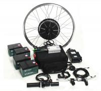 Wheel motor for Bicycle, front and rear, various power and